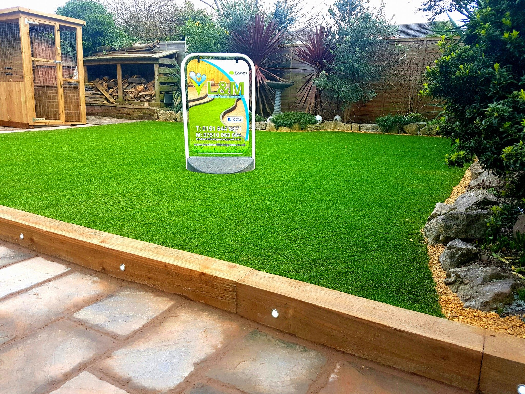 Artificial Grass Services in Wirral